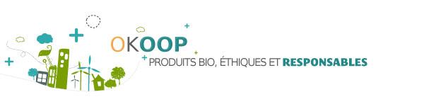 Okoop produits bio ethiques et responsables